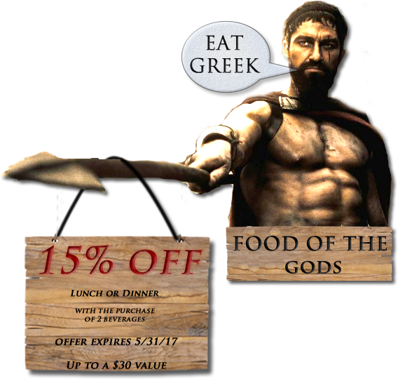 greek food healthy